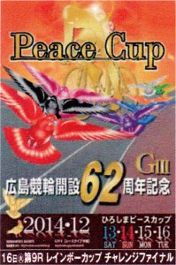 ピースカップ広島・Facebook