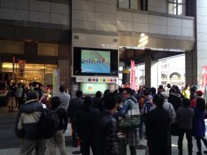 名古屋記念競輪最終レースを見入る人ひとヒト!